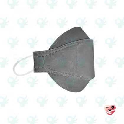 KF 94 Face Mask 10PCS/Pack - WHITE / LIGHT GREY / BLACK / BLUE (NON-MEDICAL)